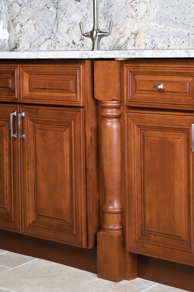 Madison Cabernet | Heritage Classic Cabinets