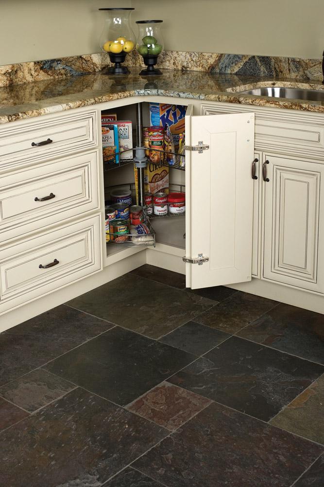 Madison White Heritage Classic Cabinets