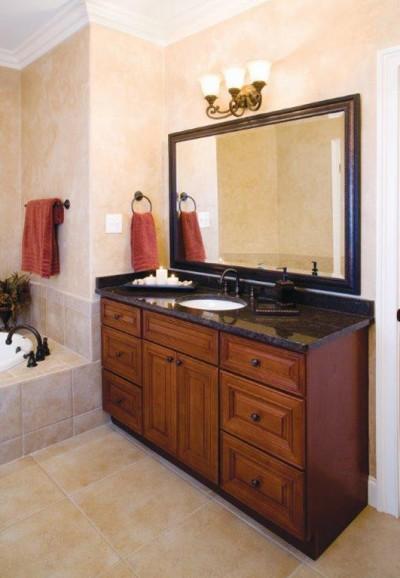 Vanity Heritage Clic Cabinets