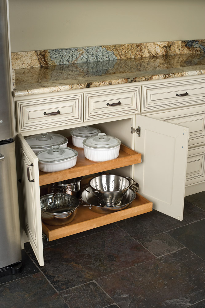 Madison White Heritage Classic Cabinets