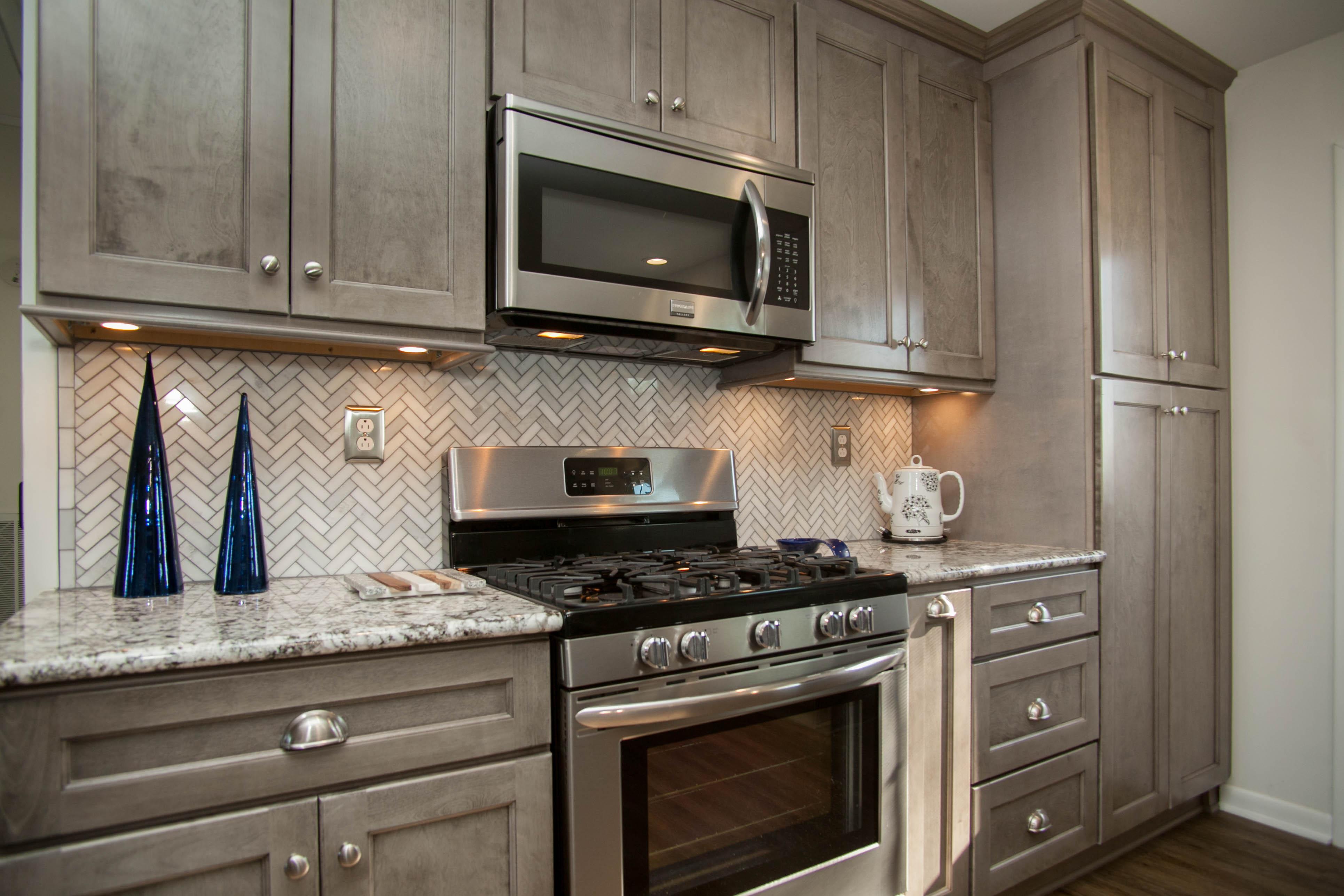 Norris Gray & Heritage Cabinets | Kitchen u0026 Bath Cabinets